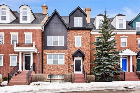 Townhouse for sale at 2259 Flanders Ave Southwest Calgary Alberta - MLS: C4293745