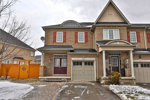 Townhouse for sale at 2259 Stone Glen Cres Oakville Ontario - MLS: W4696280