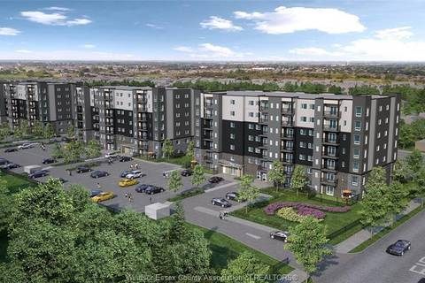 Condo for sale at 1490 Banwell  Unit 226 Windsor Ontario - MLS: 19026308