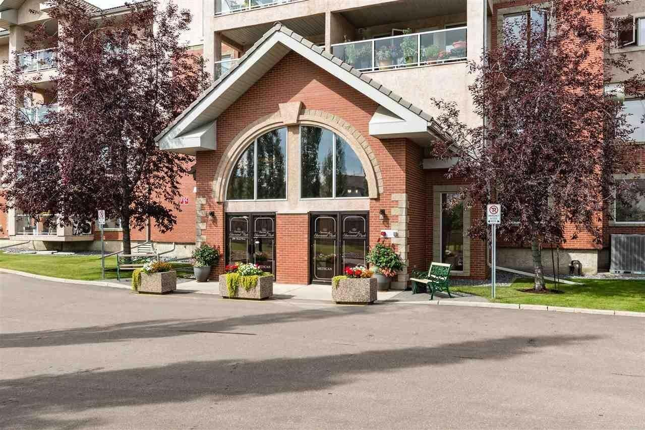 Condo for sale at 200 Bethel Dr Unit 226 Sherwood Park Alberta - MLS: E4210837