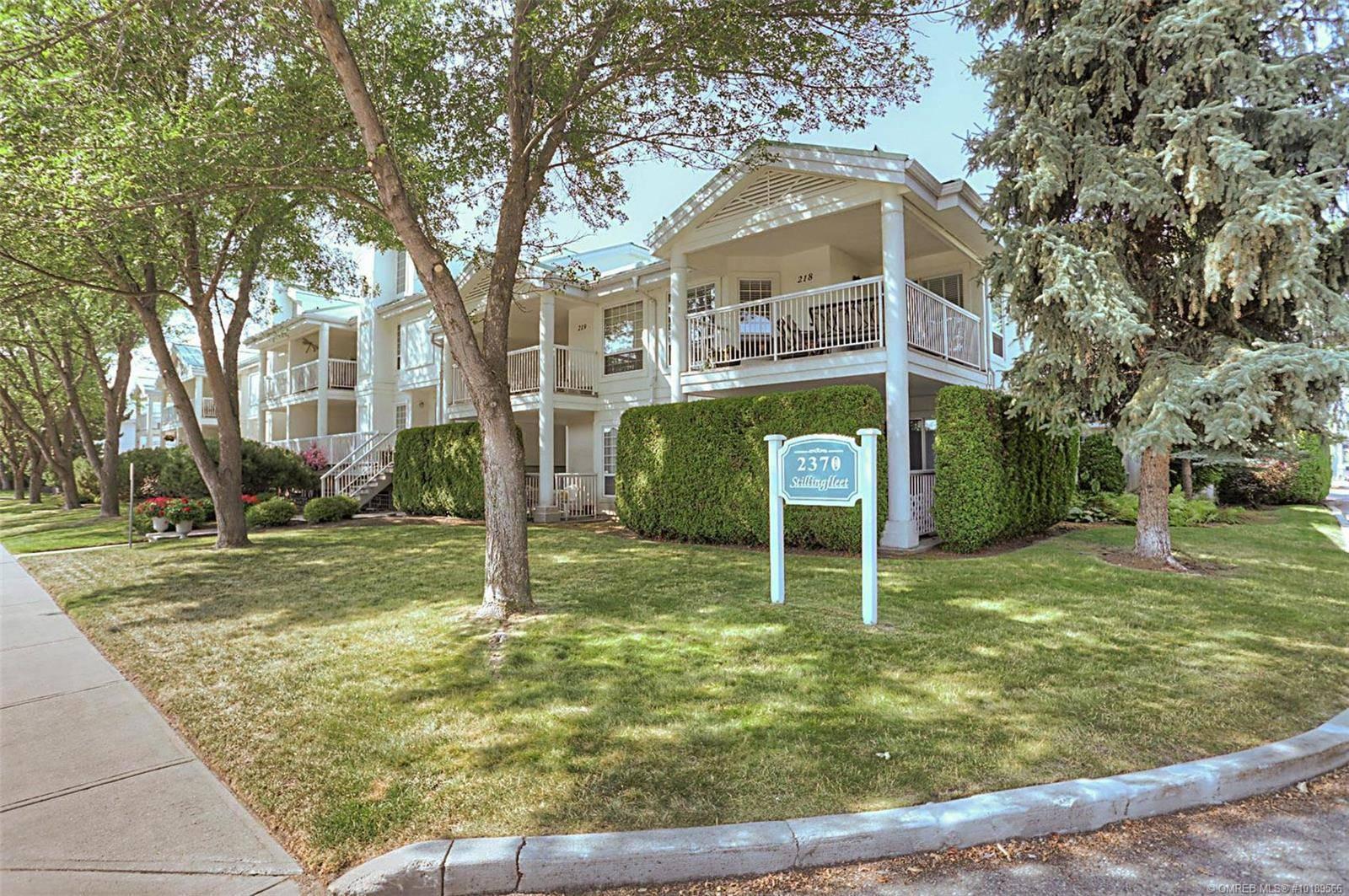 Townhouse for sale at 2370 Stillingfleet Rd Unit 226 Kelowna British Columbia - MLS: 10189566