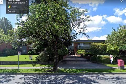 Condo for sale at 2600 49th Ave E Unit 226 Vancouver British Columbia - MLS: R2430665