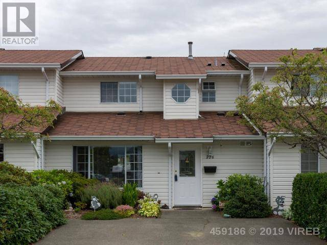 Townhouse for sale at 680 Murrelet Dr Unit 226 Comox British Columbia - MLS: 459186