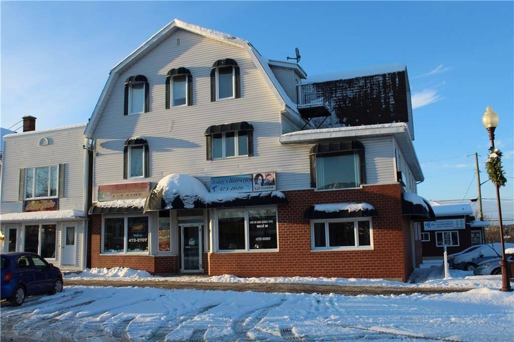 Commercial property for sale at 226 Broadway Blvd Grand Sault/grand Falls New Brunswick - MLS: VB170714