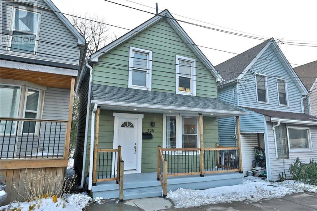 House for sale at 226 Burlington St East Hamilton Ontario - MLS: 30780287