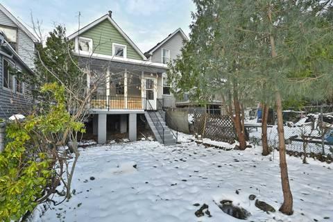 House for sale at 226 Burlington St Hamilton Ontario - MLS: X4655667
