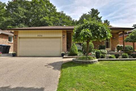 House for sale at 226 Cherry Post Dr Mississauga Ontario - MLS: W4859671