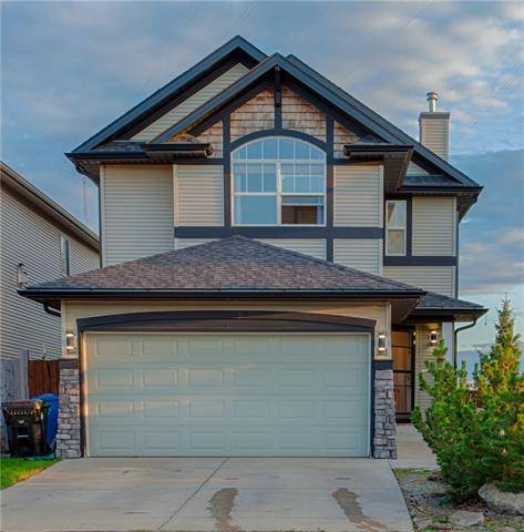 House for sale at 226 Cougarstone Circ Southwest Calgary Alberta - MLS: C4292230