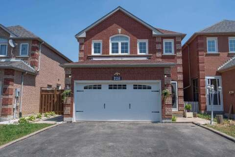 Home for sale at 226 Doubtfire Cres Markham Ontario - MLS: N4825276