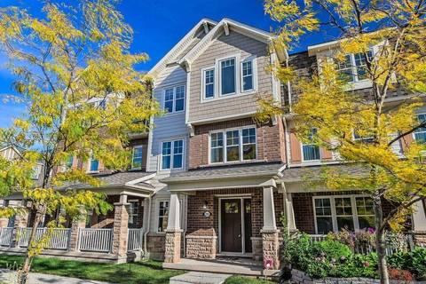 Townhouse for sale at 226 Ellen Davidson Dr Oakville Ontario - MLS: W4605797