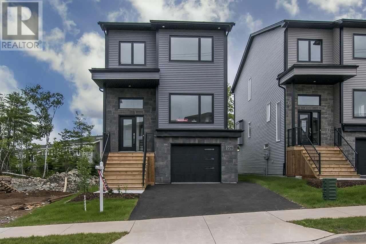 House for sale at 226 Fleetview Dr Halifax Nova Scotia - MLS: 201926915