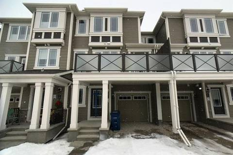 Townhouse for sale at 226 Hillcrest Gdns Southwest Airdrie Alberta - MLS: C4233260
