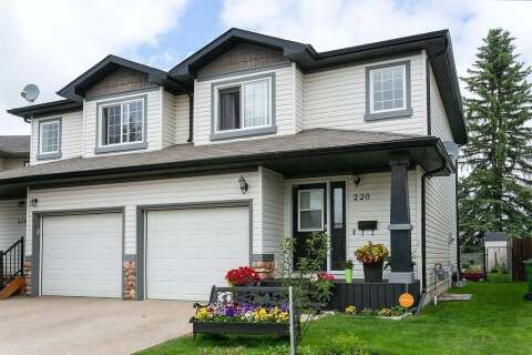 Townhouse for sale at 226 Ibbotson Cs Red Deer Alberta - MLS: A1007389