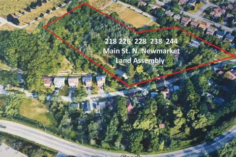 House for sale at 226 Main St Newmarket Ontario - MLS: N4855417