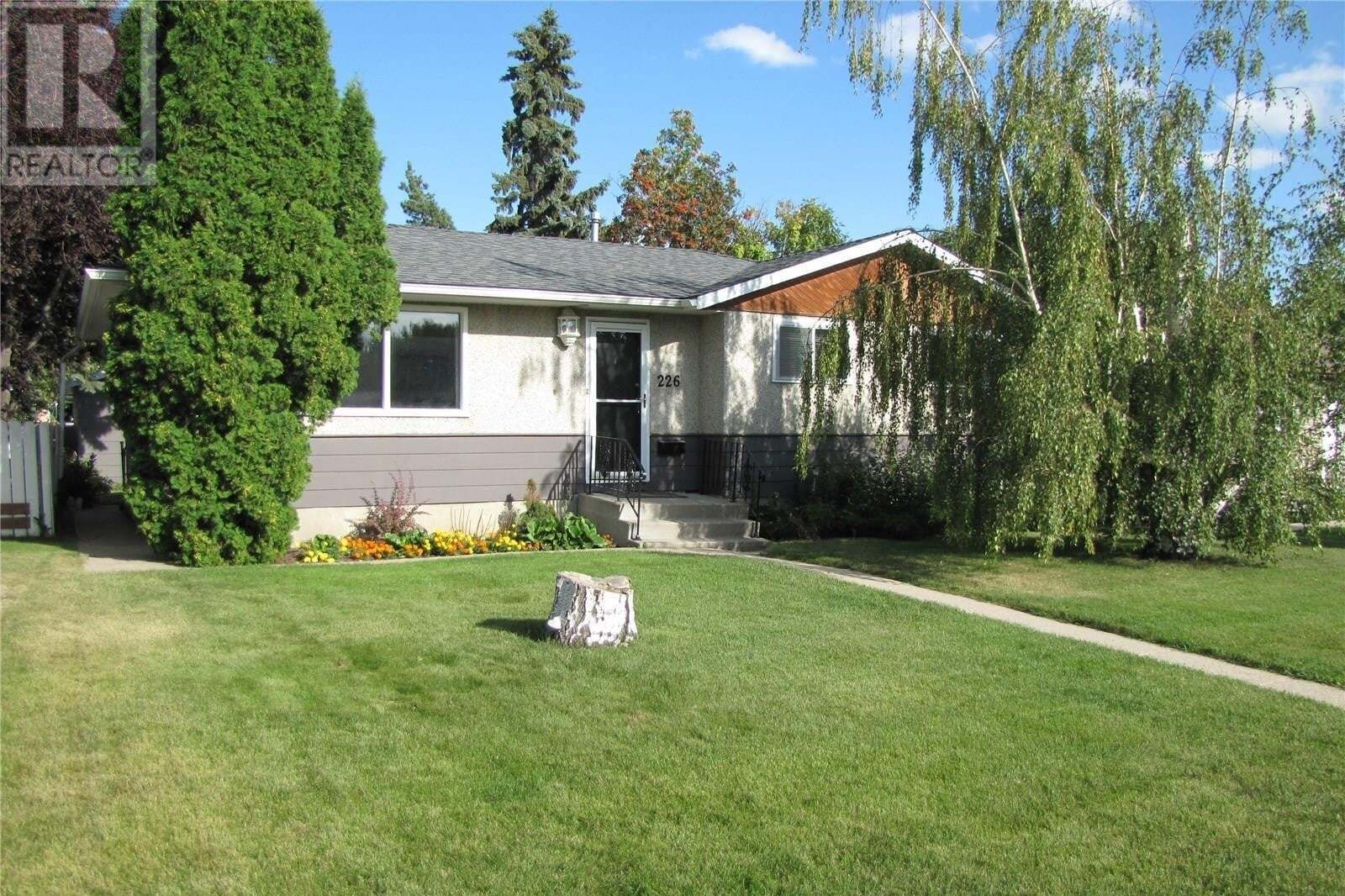 House for sale at 226 Montreal Ave N Saskatoon Saskatchewan - MLS: SK824103