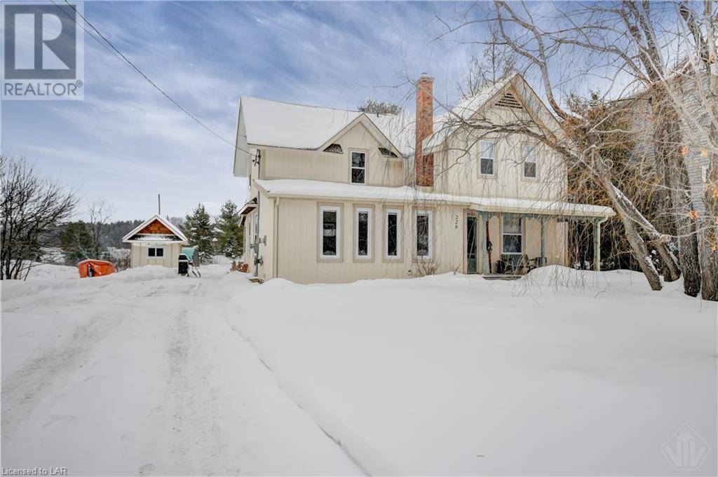 House for sale at 226 Queen St Burk's Falls Ontario - MLS: 248571