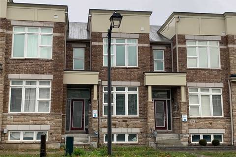 Townhouse for rent at 226 South Unionville Ave Markham Ontario - MLS: N4630540