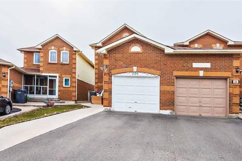 Residential property for sale at 226 Timberlane Dr Brampton Ontario - MLS: W4421747
