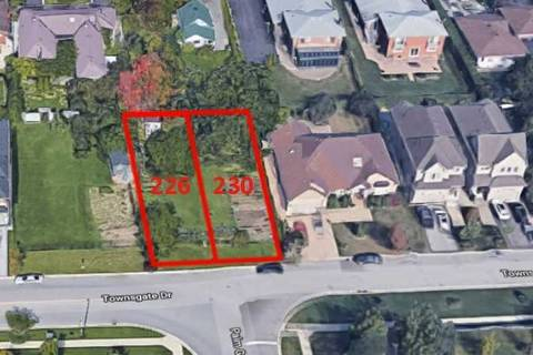 Residential property for sale at 226 Townsgate Dr Vaughan Ontario - MLS: N4476971