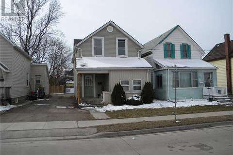 House for sale at 226 Wellington St St. Thomas Ontario - MLS: 185037