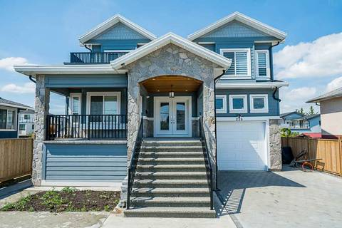 House for sale at 226 Wood St New Westminster British Columbia - MLS: R2383931