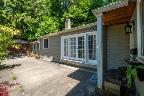 House for sale at 2260 Capilano Rd North Vancouver British Columbia - MLS: R2369902