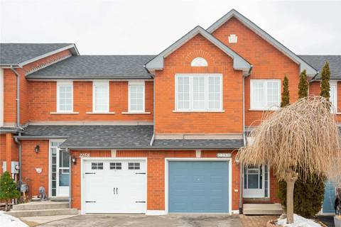 Townhouse for sale at 2260 Dale Ridge Dr Oakville Ontario - MLS: W4703494