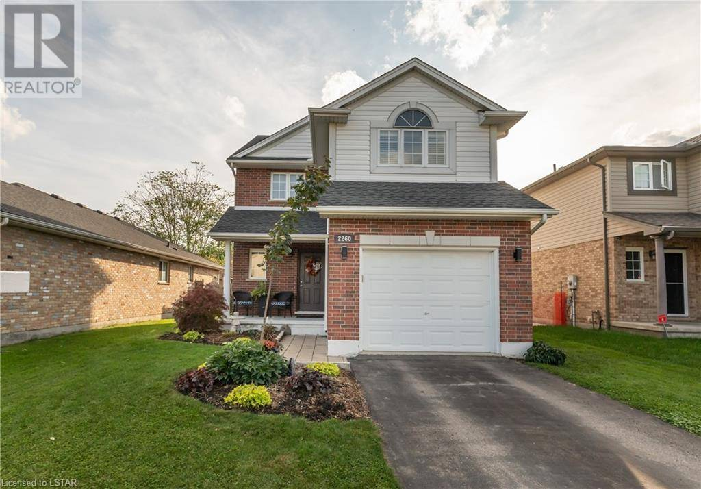 House for sale at 2260 Thornicroft Cres London Ontario - MLS: 226790