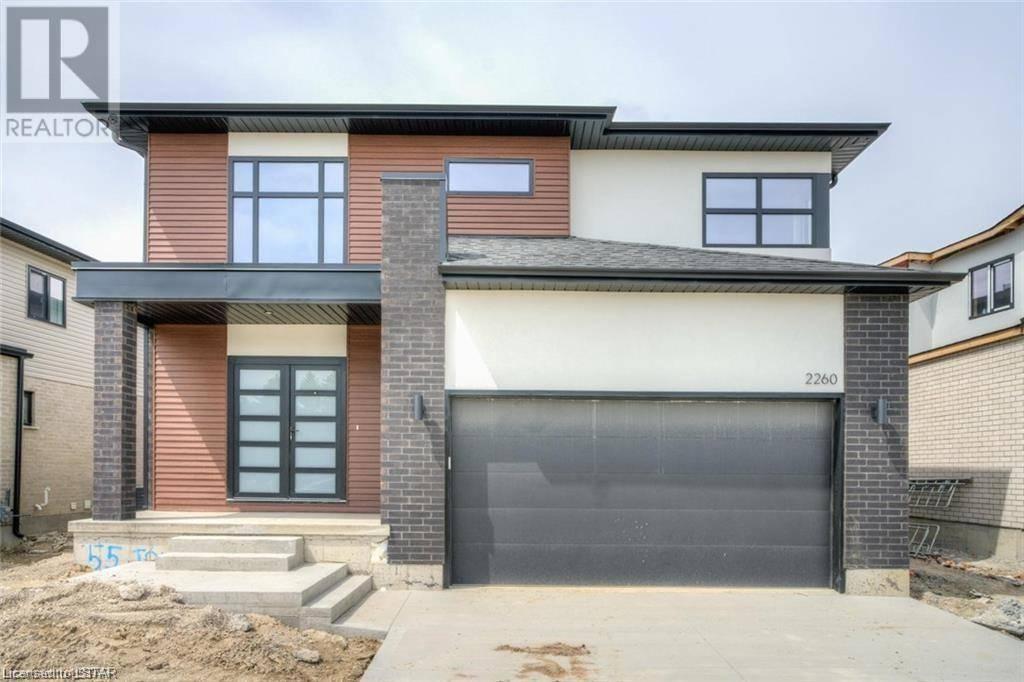 House for sale at 2260 Tokala Tr London Ontario - MLS: 231384