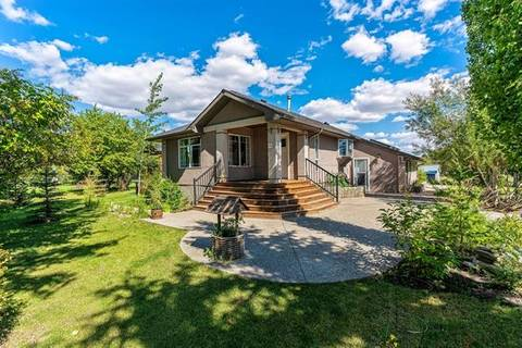 House for sale at 226008 80 St East Rural Foothills County Alberta - MLS: C4266607