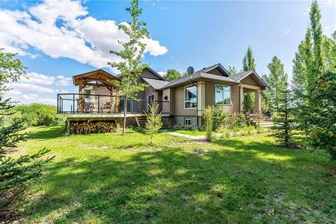 House for sale at 226008 80 St East Rural Foothills County Alberta - MLS: C4285145