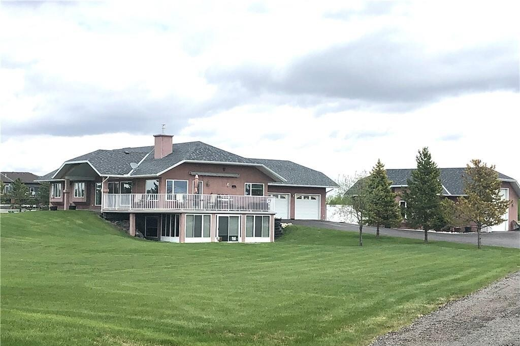 House for sale at 226016 76 St E Rural Foothills M.d. Alberta - MLS: C4289509