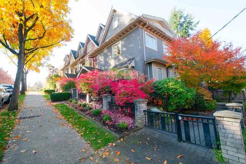 Townhouse for sale at 2261 Carolina St Vancouver British Columbia - MLS: R2347510