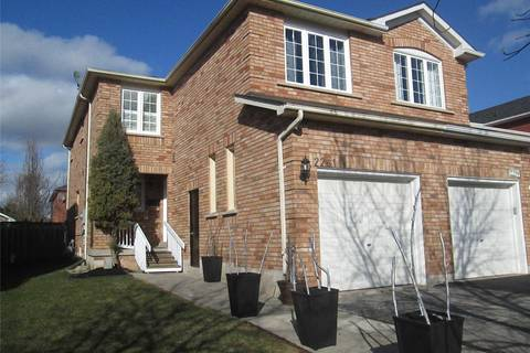 Townhouse for rent at 2261 Dale Ridge Dr Oakville Ontario - MLS: W4409421