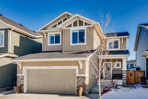 House for sale at 2262 Bayside Rd Southwest Airdrie Alberta - MLS: C4287684