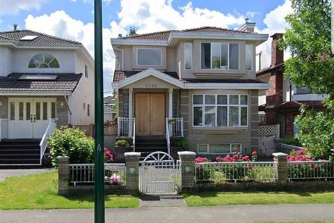 House for sale at 2262 48th Ave E Vancouver British Columbia - MLS: R2423763