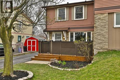 House for sale at 2262 Manchester Dr Burlington Ontario - MLS: 30737632