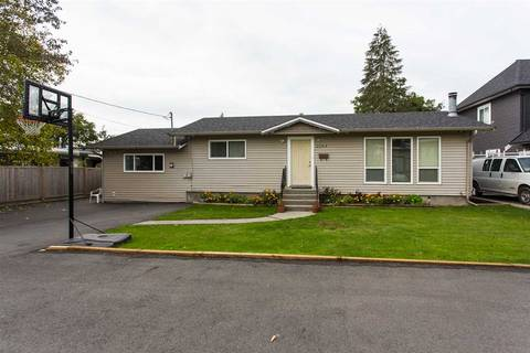 House for sale at 2263 Otter St Abbotsford British Columbia - MLS: R2410054