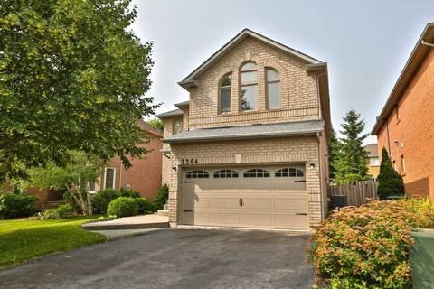 House for sale at 2264 Vista Oak Rd Oakville Ontario - MLS: W4545885