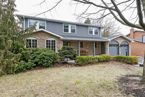 House for sale at 2265 Bethnal Green Rd Oakville Ontario - MLS: W4730809