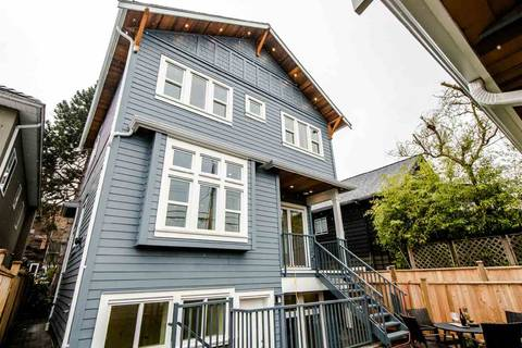 Townhouse for sale at 2265 Charles St Vancouver British Columbia - MLS: R2381082