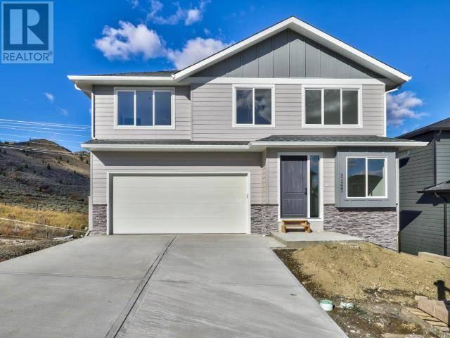 House for sale at 2265 Saddleback Dr Kamloops British Columbia - MLS: 153825