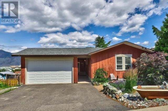 House for sale at 2266 Omineca Drive  Kamloops British Columbia - MLS: 157412