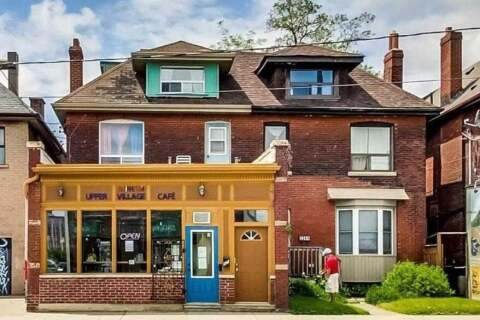 Commercial property for sale at 2267 Dundas St Toronto Ontario - MLS: W4816853