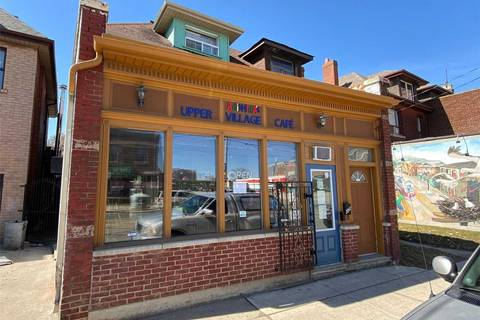 Commercial property for sale at 2267 Dundas St Toronto Ontario - MLS: W4730844