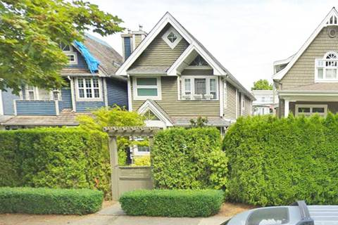 Townhouse for sale at 2267 13th Ave W Vancouver British Columbia - MLS: R2377938