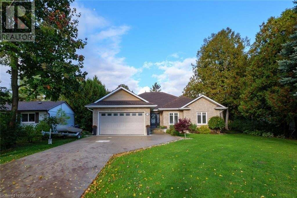 House for sale at 2268 7th Ave West Owen Sound Ontario - MLS: 40031649