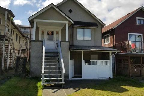 House for sale at 2268 Triumph St Vancouver British Columbia - MLS: R2268740