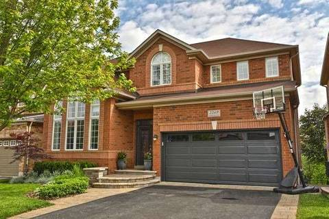 House for sale at 2269 Glazebrook Circ Oakville Ontario - MLS: W4543388