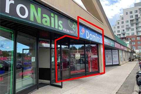 Commercial property for lease at 2269 Kingston Rd Toronto Ontario - MLS: E4605793